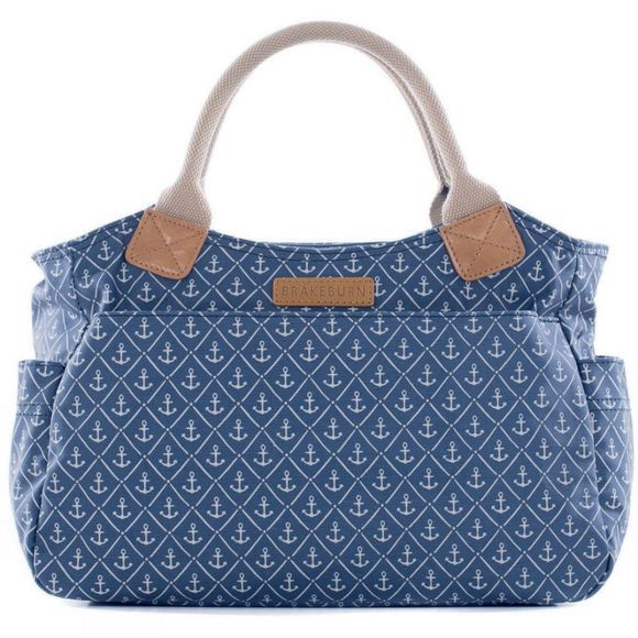Womens Anchors Day Bag