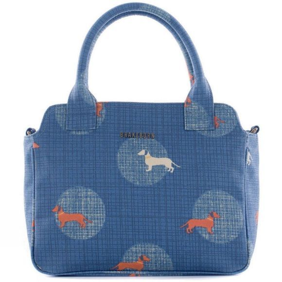 Womens Sausage Dog Bowling Bag