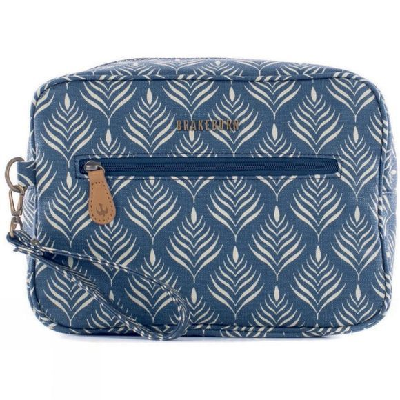 Womens Feather Large Wash Bag