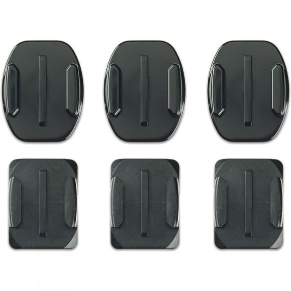 GoPro Flat and Curved Adhesive Mounts 00 - No Colour