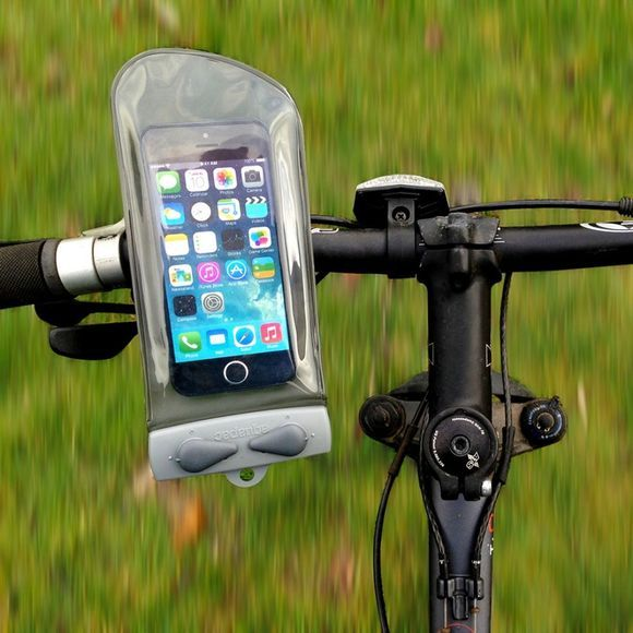 Mini Bike-Mounted Waterproof Phone Case