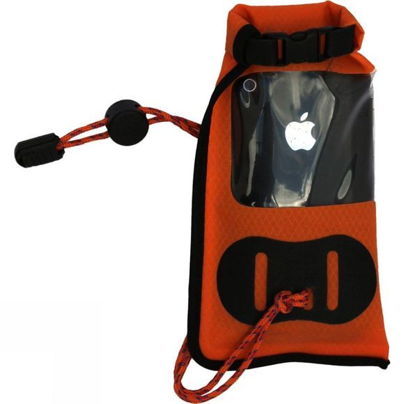 Aquapac Mini Stormproof Phone Case Orange
