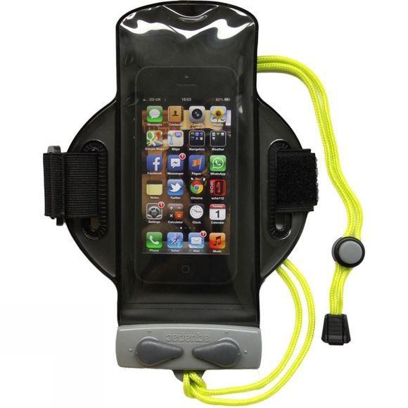 Aquapac Small Waterproof Armband Case Black