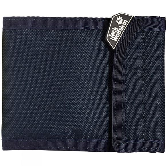 Jack Wolfskin Coin and Credit Wallet Night Blue