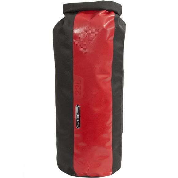 Ortlieb Dry Bag Ps490 22L Black/Red