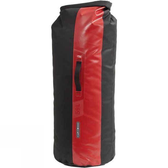 Ortlieb Dry Bag Ps490 59L Black/Red