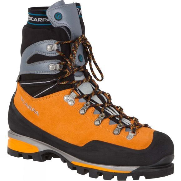 Scarpa Mens Mont Blanc Pro GTX Boot Orange