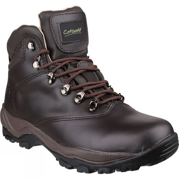 Cotswold Womens Winstone Boot Brown