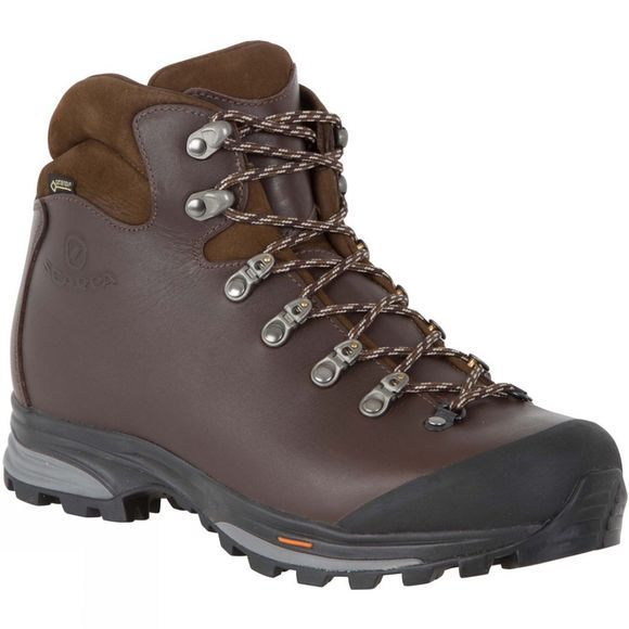 Scarpa Mens Delta GTX Activ Boot Dark Brown
