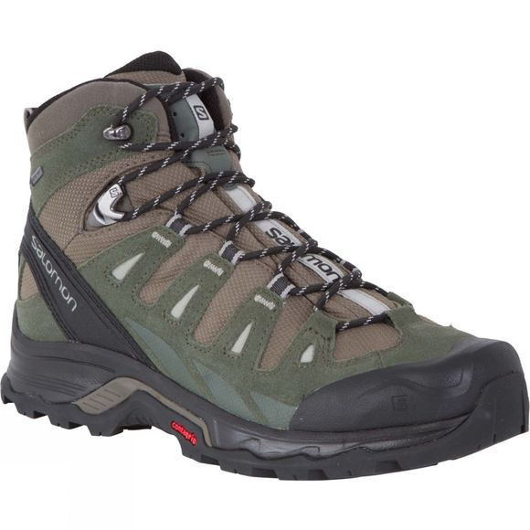 Salomon Mens Quest Prime GTX Boot Swamp/Night Forest