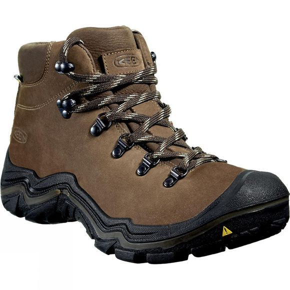 Keen Mens Feldberg Boot Dark Earth / Cascade Brown