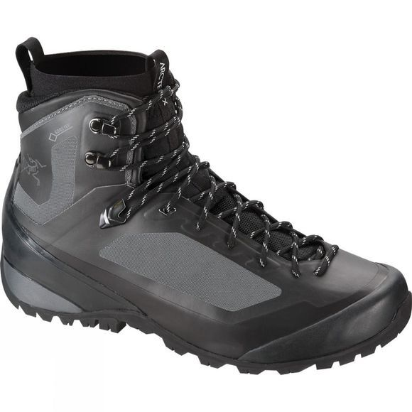 Arc'teryx Mens Bora Mid GTX Boot Graphite/Black