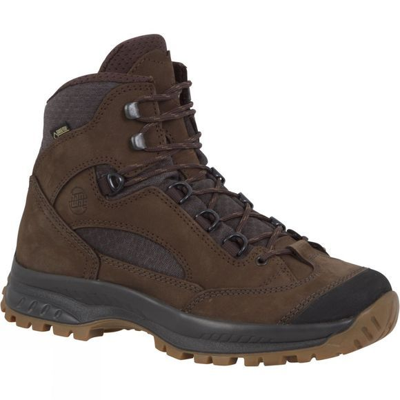 Hanwag Mens Banks II GTX Boot Brown