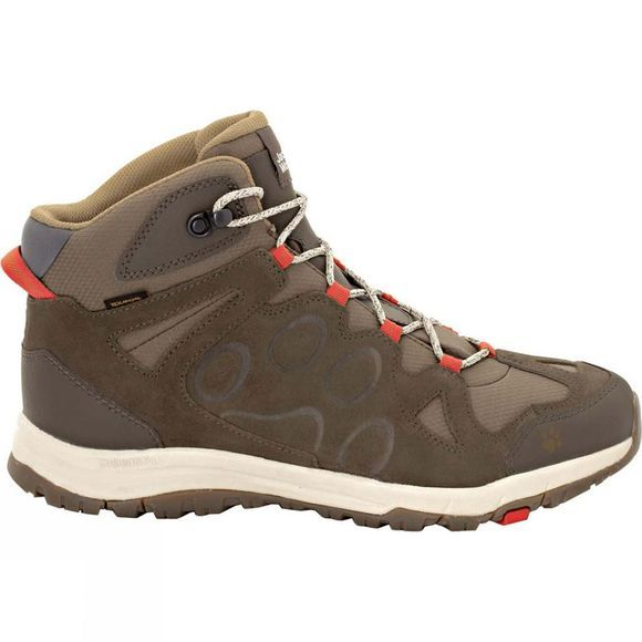 Mens Rocksand Texapore Mid Boot