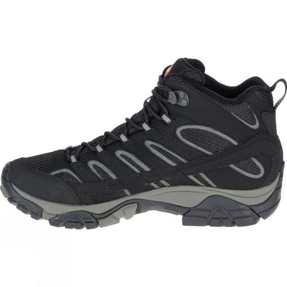 Merrell Mens Moab 2 Mid GTX Boot Black