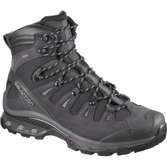 Salomon Mens Quest 4D 3 GTX Boot Phantom/Black/Quiet Shade