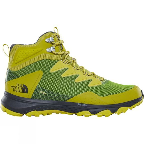 The North Face Men's Ultra Fastpack III Mid GTX® Boots Citronelle Green/Zinc Gry