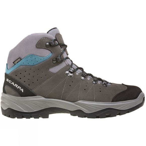 Scarpa Mens Mistral GTX Boot Smoke/Lake Blue