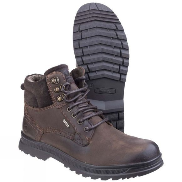 Cotswold Mens Gloucester Boot Brown