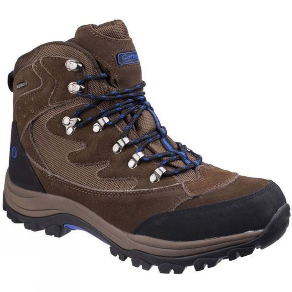 Cotswold Mens Oxerton Waterproof Hiker Boot Brown