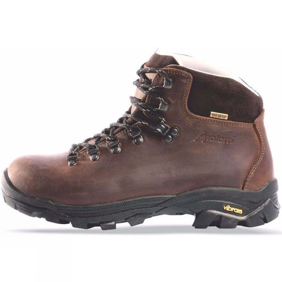 Anatom Mens Q2 Classic Hike Boot Brown