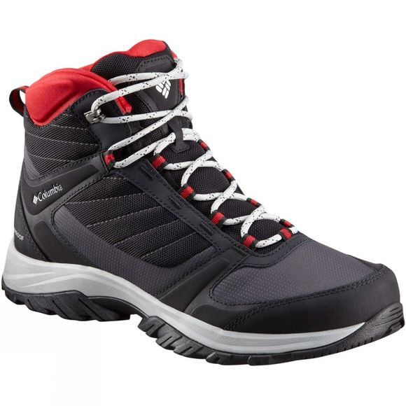 Columbia Mens Terrebonne Ii Sport Mid Omni-Tech Boot Black/ White