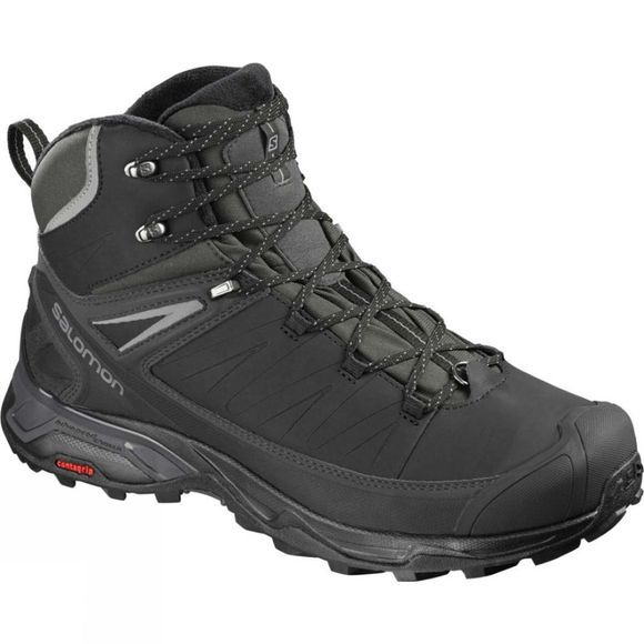 Salomon X Ultra Mid Winter Cs Wp Black/Phantom/Quiet Shade