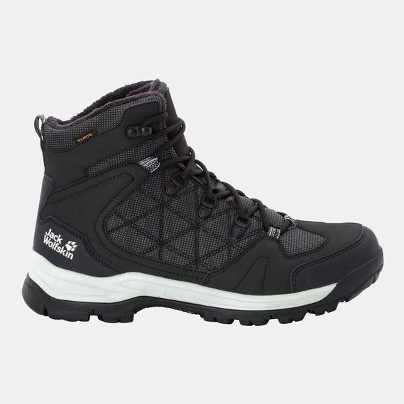Jack Wolfskin Cold Terrain Texapore Mid Black / Off-White