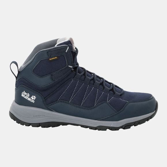 Jack Wolfskin Maze Texapore Mid Dark Blue / Light Grey