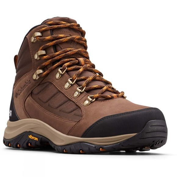 Columbia Mens 100MW MID OutDry Hiking Boot Tobacco/ Canyon