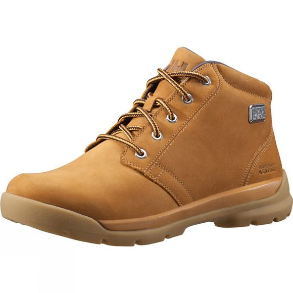 Mens Zinober Boot
