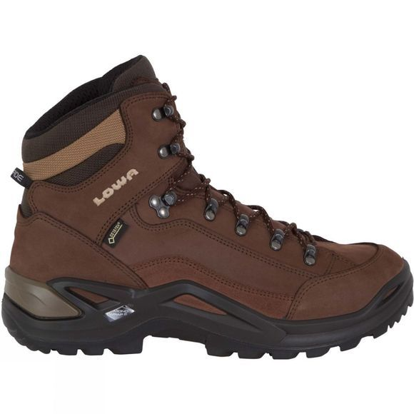 Lowa Mens Renegade GTX Mid Boot Espresso/Brown