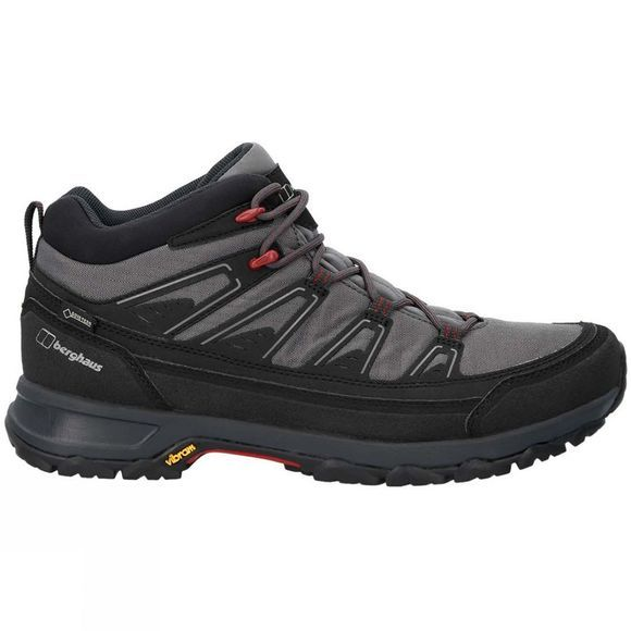 Berghaus Mens Explorer Active GTX Boot Black/Grey