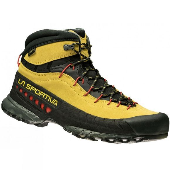 La Sportiva Mens TX4 Mid GTX Boot Yellow
