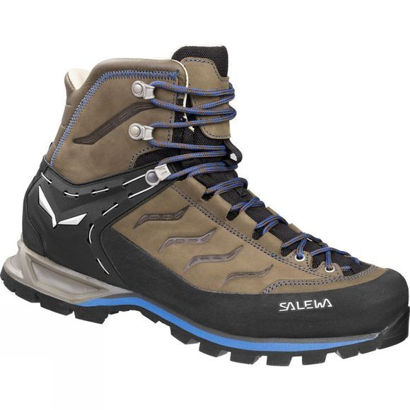 Mens Mountain Trainer Mid Leather Boot