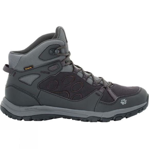 Jack Wolfskin Mens Activate Texapore Mid Boot Phantom