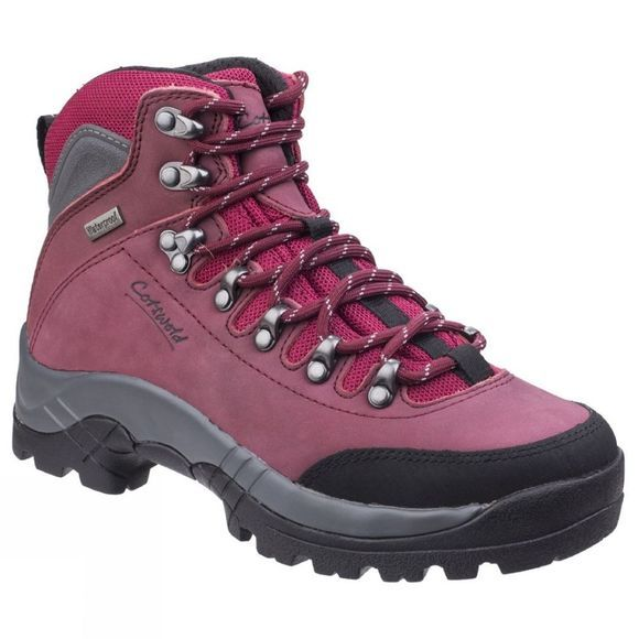 Cotswold Mens Westonbirt Boot Red