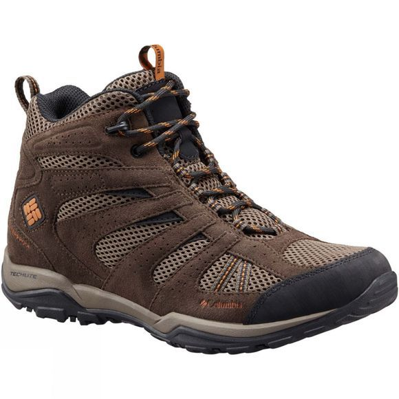 Mens North Plains Drifter Mid Waterproof Shoe