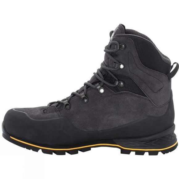 Jack Wolfskin Mens Wilderness Texapore Mid Boot Phantom