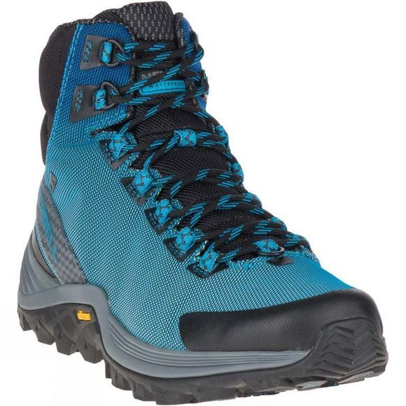 Merrell Mens Thermo Cross Mid Waterproof Boot Snowstorm