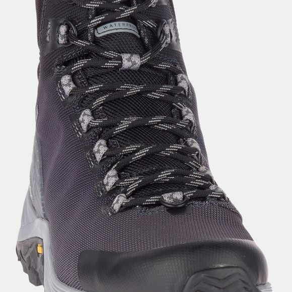 Merrell Mens Thermo Cross Mid Waterproof Boot Midnight