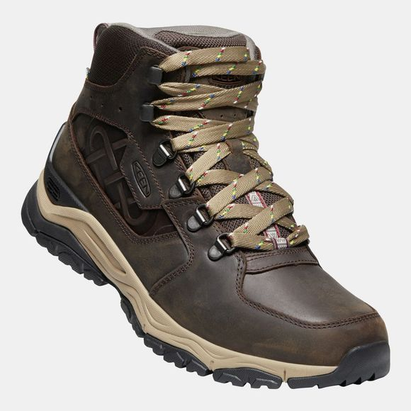 Keen Innate Leather Mid Waterproof LTD Boot Root Brown