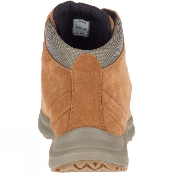 Merrell Mens Ontario Suede Mid Boot Robe