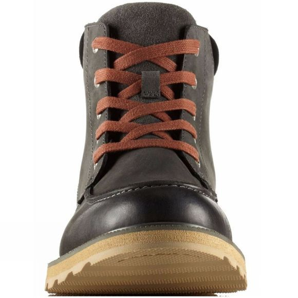 Sorel Mens Madson Moc Toe Waterproof Grill