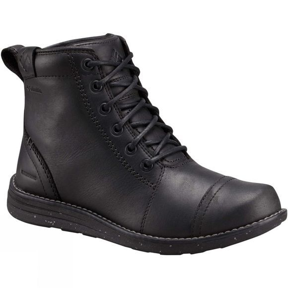 Columbia Mens Irvington 6 Black / Charcoal