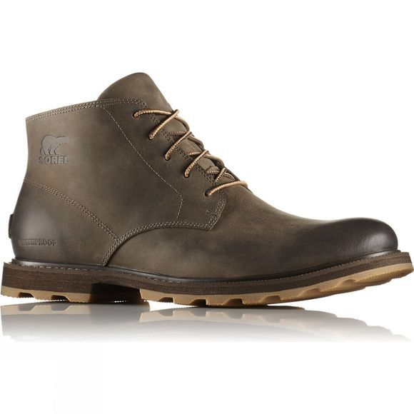 Sorel Mens Madson Chukka Waterproof Major/Cordovan