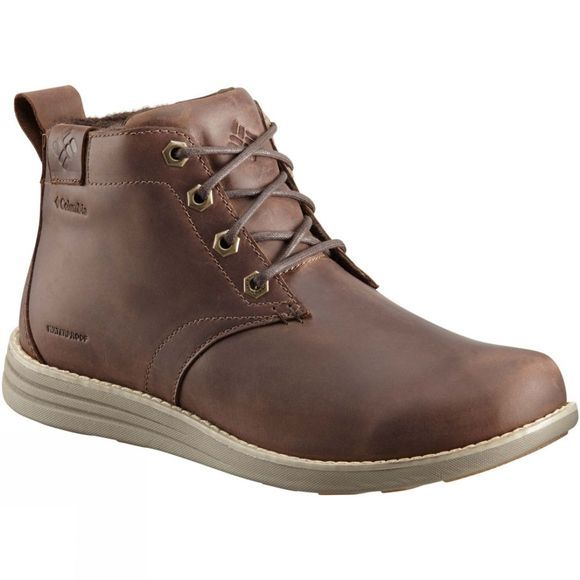 Mens Irvington Ii Chukka Ltr Wp Boot