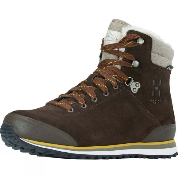 Haglofs Mens Grevbo Proof Eco Boots  Barque