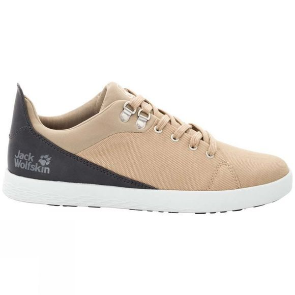 Jack Wolfskin Mens Auckland Ride Low Sand Dune
