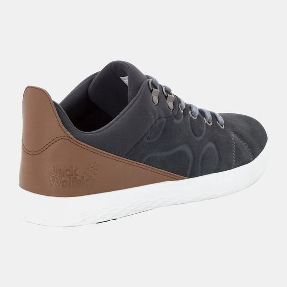 Jack Wolfskin Mens Auckland Low Phantom